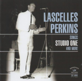 Lascelles Perkins - Sings Studio One & More (Kingston Sounds) CD